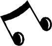 音符0098,音符,音乐舞蹈,