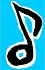 音符0125,音符,音乐舞蹈,
