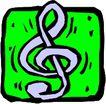 音符0130,音符,音乐舞蹈,