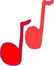 音符0147,音符,音乐舞蹈,