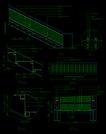 现代式楼梯0002,现代式楼梯,栏杆楼梯,