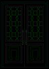 双扇门0053,双扇门,门,