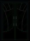 双扇门0074,双扇门,门,