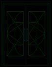 双扇门0078,双扇门,门,