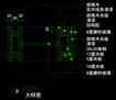 中式风格场景0042,中式风格场景,多居室,