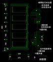 中式风格场景0051,中式风格场景,多居室,