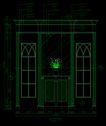 玄关详图0101,玄关详图,门厅,