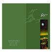 建筑装饰0023,建筑装饰,行业PSD平面模板,绿色系 网址 传真号