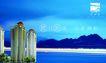 房地产0024,房地产,行业PSD平面模板,蓝湖 山脉 人间仙镜