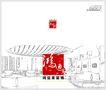 日常服务0011,日常服务,行业PSD平面模板,鸿运来装饰 家私城 床铺