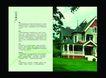 日常服务0022,日常服务,行业PSD平面模板,建筑 别墅 房子 西式 草地