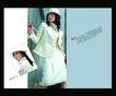 服装鞋帽皮革箱包0025,服装鞋帽皮革箱包,行业PSD平面模板,女帽 女模 套装