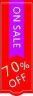 价格标签0003,价格标签,平面矢量海报模板,销售 打折 百分之七十