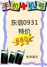 手机商店0006,手机商店,平面矢量海报模板,号码 东信 款式 翻盖 黑色