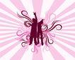 时尚藤图0125,时尚藤图,彩绘人物情景模板,娱乐 无极限 聚焦