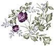 典雅花纹0153,典雅花纹,花纹边框,