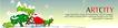典雅花纹0170,典雅花纹,花纹边框,冬季 白雪 满野