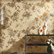典雅花纹0181,典雅花纹,花纹边框,墙面 淡黄 花纹