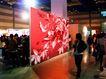 年青的心0221,年青的心,花纹边框,大红 花式 屏风