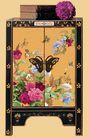 年青的心0223,年青的心,花纹边框,仿古 柜橱 书籍