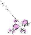 彩绘物件0194,彩绘物件,花纹边框,小狗 细线 漫画
