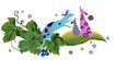彩绘物件0209,彩绘物件,花纹边框,花纹 彩绘 装饰