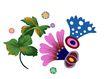彩绘物件0211,彩绘物件,花纹边框,彩绘 艺术 文化