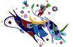 彩绘物件0212,彩绘物件,花纹边框,动物 卡通 彩绘