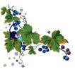 彩绘物件0213,彩绘物件,花纹边框,树腾 物件 茂盛