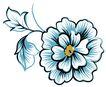 彩绘物件0229,彩绘物件,花纹边框,