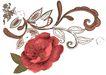 彩绘花纹0335,彩绘花纹,花纹边框,