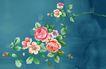 彩绘花纹0357,彩绘花纹,花纹边框,