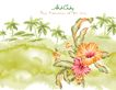 新潮色彩0067,新潮色彩,花纹边框,热带 椰林 背景