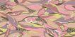 时尚纹理0051,时尚纹理,花纹边框,满地 花叶 散落