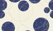 时尚纹理0061,时尚纹理,花纹边框,线圈 环绕 四周