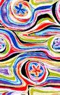 时尚纹理0067,时尚纹理,花纹边框,油画 粗纹 刻画
