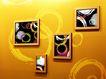 时尚纹理0076,时尚纹理,花纹边框,壁挂 油会 艺术