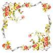 花卉边框0005,花卉边框,花纹边框,