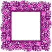 花卉边框0006,花卉边框,花纹边框,
