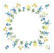 花卉边框0008,花卉边框,花纹边框,