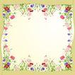 花卉边框0021,花卉边框,花纹边框,