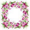 花卉边框0022,花卉边框,花纹边框,