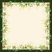 花卉边框0035,花卉边框,花纹边框,