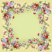 花卉边框0044,花卉边框,花纹边框,