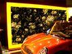花纹的应用典范0011,花纹的应用典范,花纹边框,碎花 汽车 商场 促销 车库