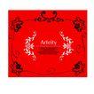 饰角素材0047,饰角素材,花纹边框,红色 奖励 状纸
