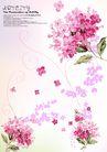 饰角素材0054,饰角素材,花纹边框,花丝 蔓延 细簇