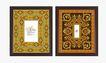 饰角素材0195,饰角素材,花纹边框,