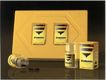 保健0034,保健,包装设计,瓶子 精装 倒影