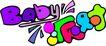 英文数字0023,英文数字,POP广告万用字体库,baby 派对 聚会